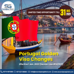 Portugal Golden Visa Changes