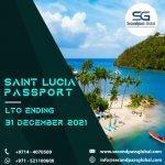SAINT LUCIA PASSPORT